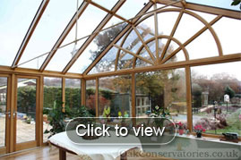 Client: Cole and Hills (Conservatory)