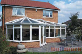 PVC Conservatories, Windows & Doors