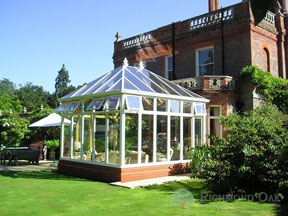 Traditional Conservatories Bemrose