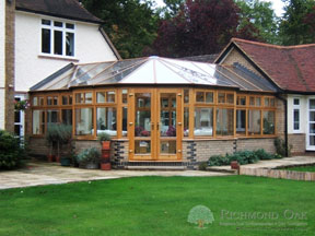 Traditional Conservatories Cornish