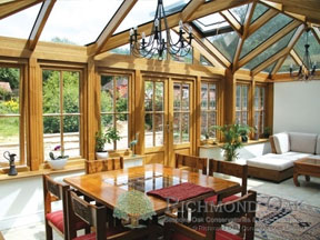 Traditional Conservatories Hopkins