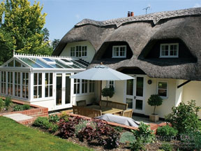Traditional Conservatories Lewis