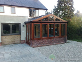 Traditional Conservatories Seamans