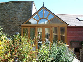 Traditional Conservatories Smith