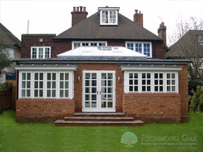 Traditional Orangeries Barker