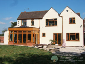 Traditional Orangeries Cooper