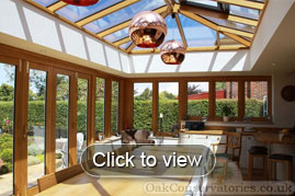 Client: Summers (Orangery)