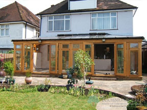 Traditional Conservatories Albert