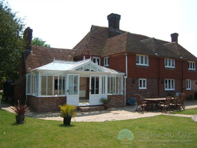 Traditional Conservatories Sebry