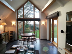 Traditional Garden Rooms Bowyer