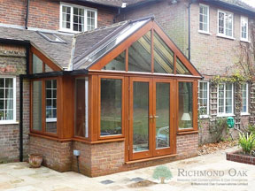 Traditional Garden Rooms Craig