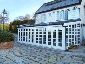 Traditional Garden Rooms Letherne