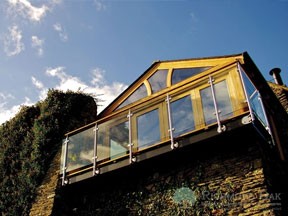 Traditional Garden Rooms Welch