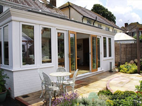 Traditional Orangeries Summers